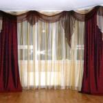 как выбрать дизайн штор для гостиной, кухни, или спальни